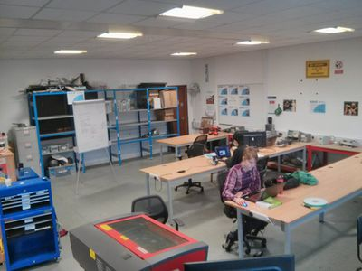 Labs And Equipment Imperial College Robotics Society